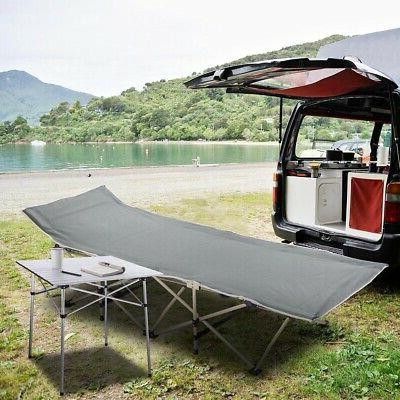 Folding Bed with Carrying Bag Travel Outdoor