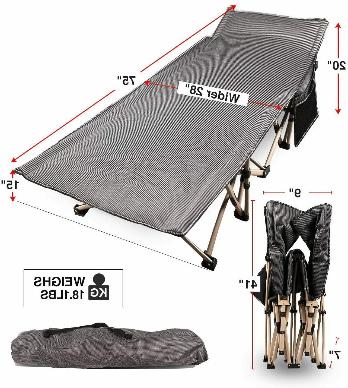 REDCAMP Folding / Cot W/ Bag