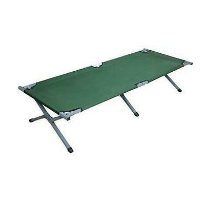folding portable camping bed military sleeping hiking
