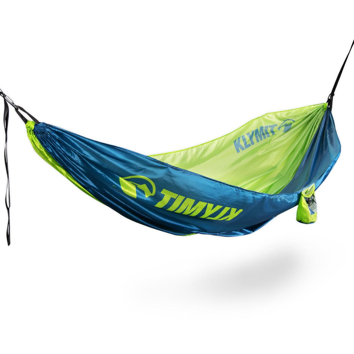 KLYMIT Traverse HAMMOCK 2-Person Backpacking Camping - FACTO