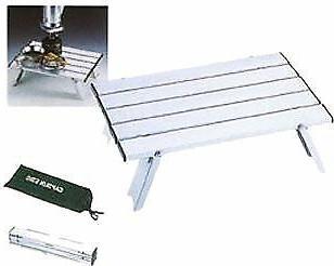 CAPTAIN folding aluminum table