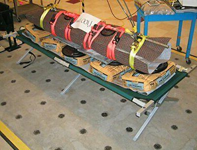 BYER MAINE Cot, Folding cot, Aluminum/Steel