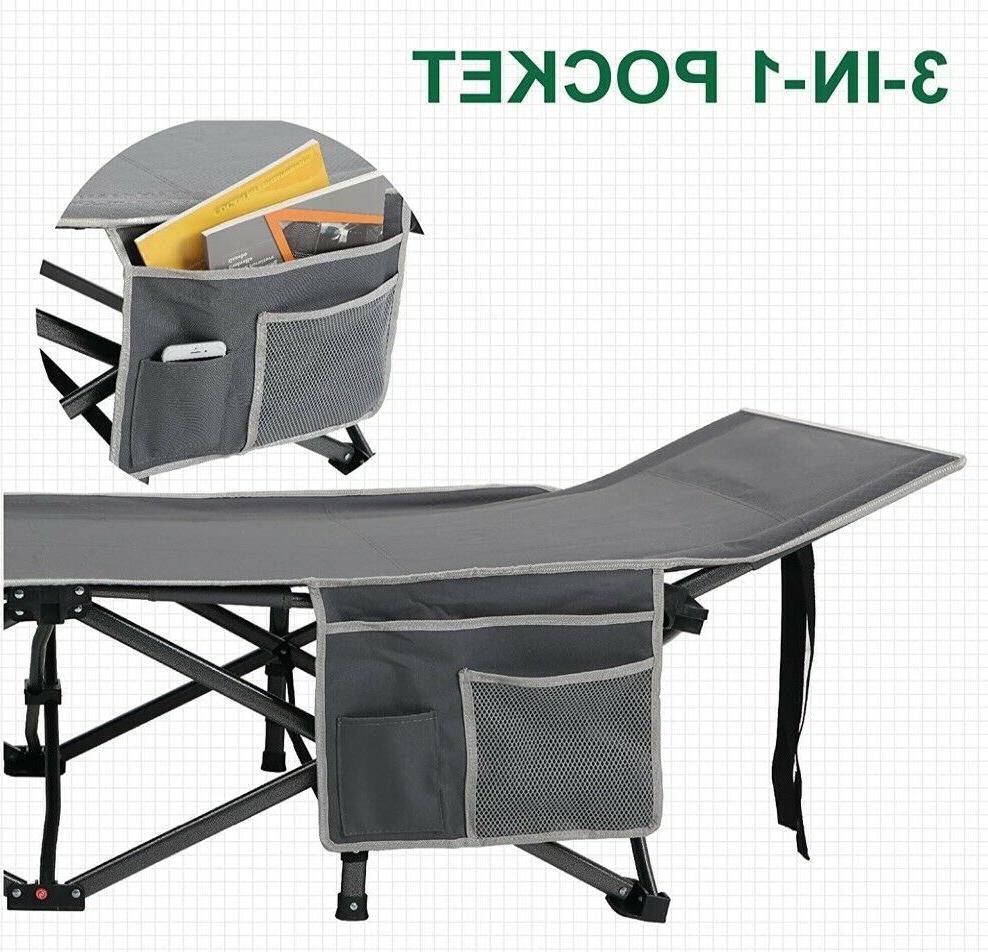 New ALPHA Portable lbs Camping Cot
