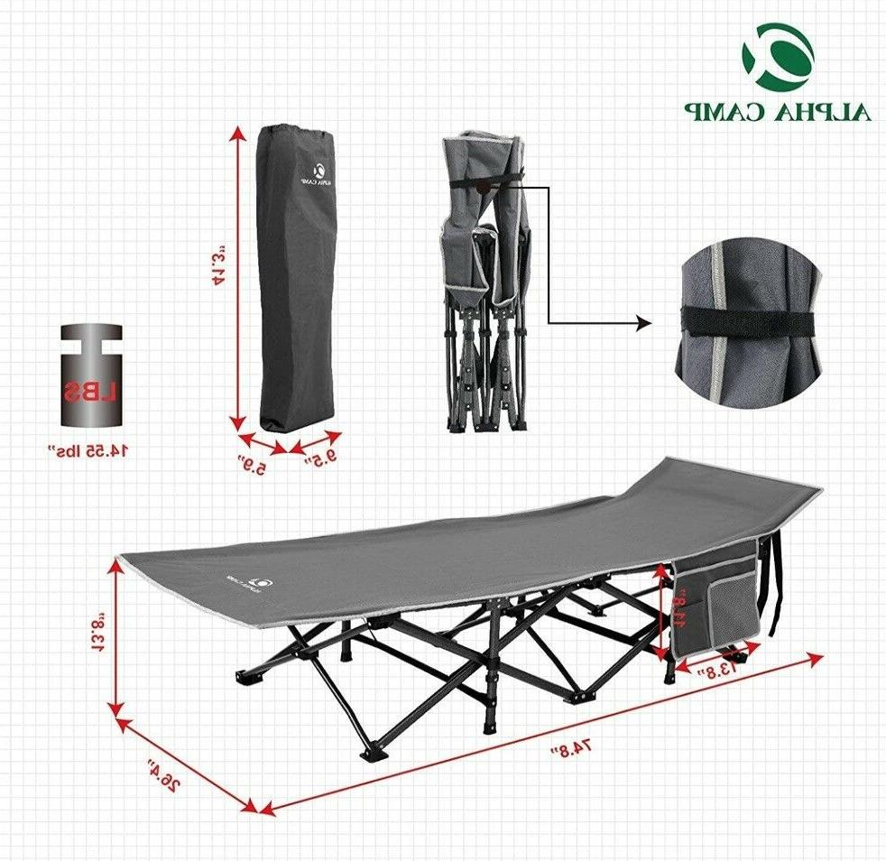 New CAMP Folding Portable Cot