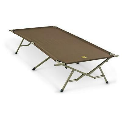 new oversized cot for hunting fishing camping