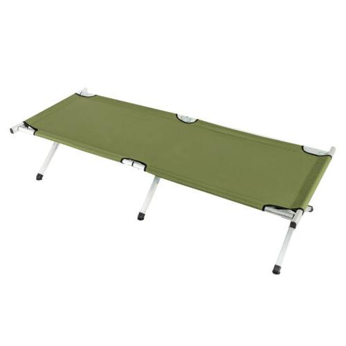 RHB-03A Folding Camping Cot Carrying Army Green