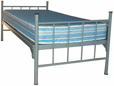 non adjustable military bunkable bed
