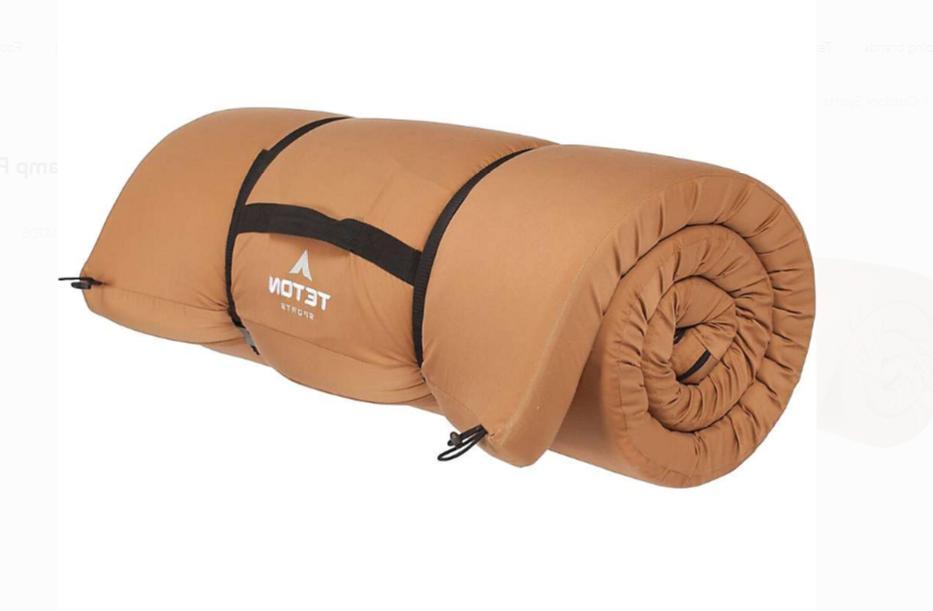 TETON Sports Foam Lightweight Sleeping Camping