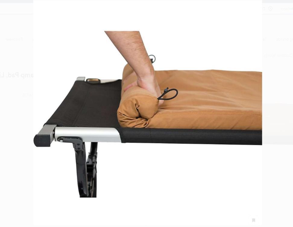 TETON Sports Foam Camp Pad Sleeping Pad for
