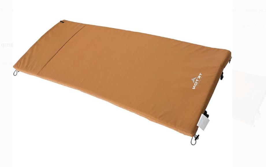 outfitter xxl foam camp pad lightweight sleeping