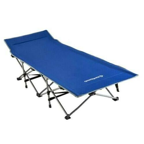 portable folding camping bed cot with carry