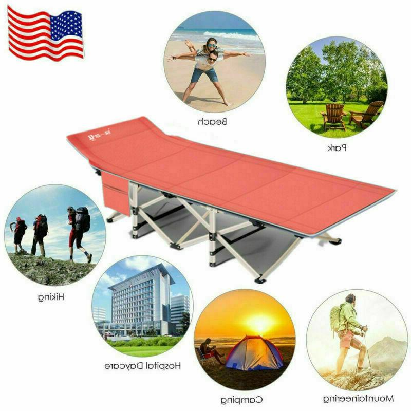 Portable Camping Hiking Nap Rollaway Bed