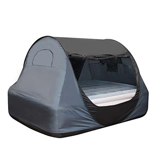 privacy tent bed indoor