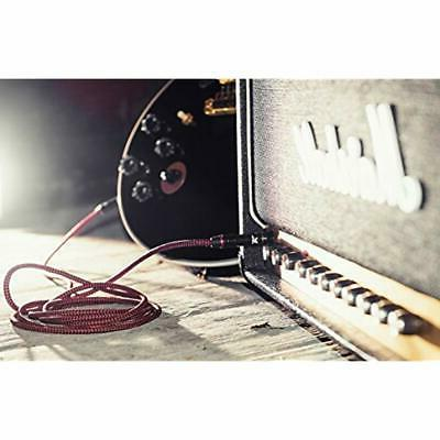 Red Dragon Instrument Cable Noiseless Electric Bass