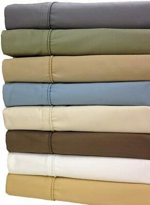 Royal Sheets Wrinkle Sheets - Deep Cot
