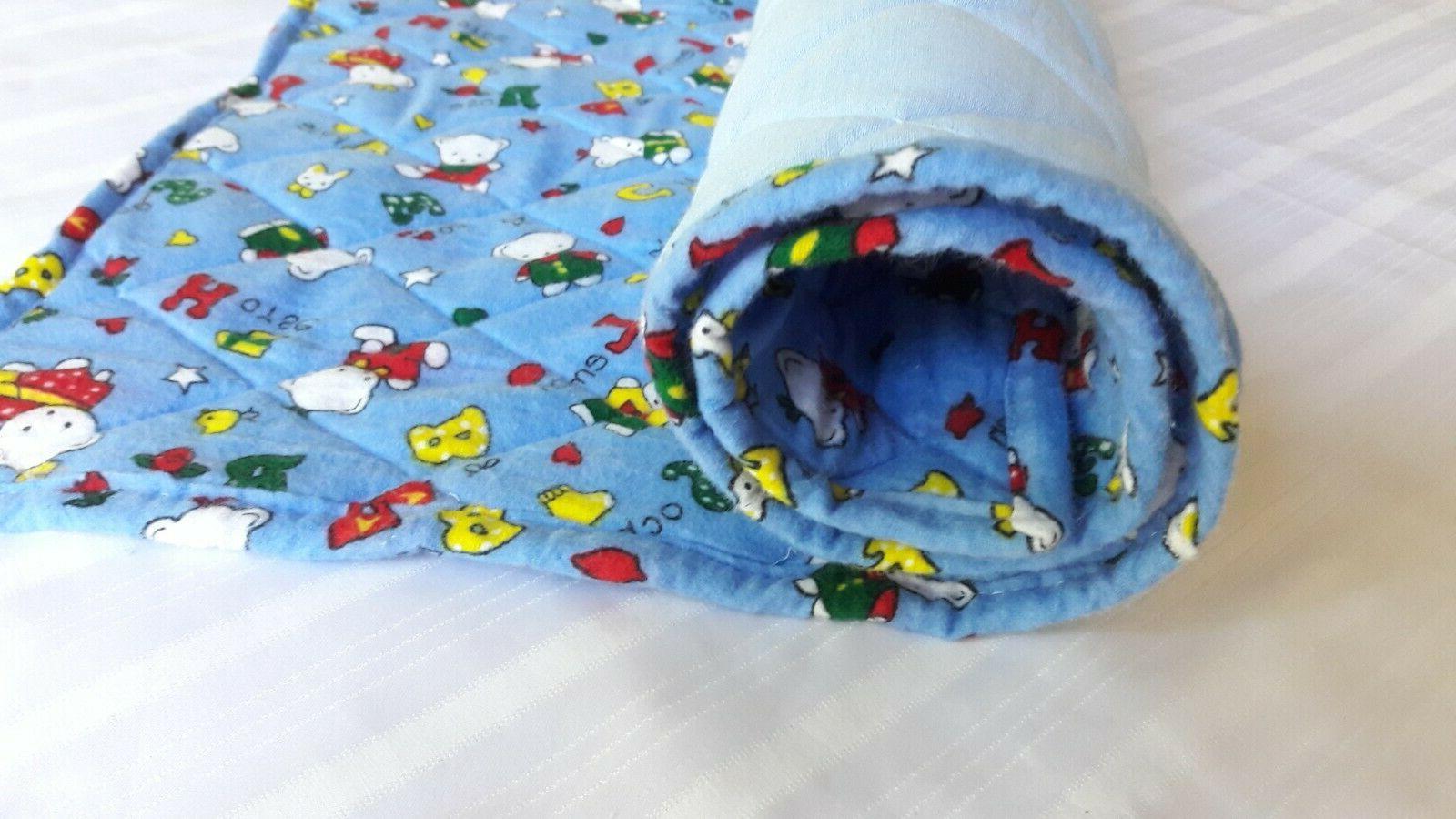 Sponge BABY SHEET Nursery Design Xmas
