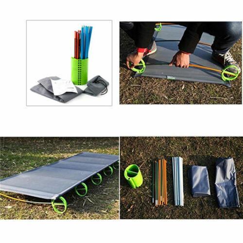 Portable Folding Aluminium Cot