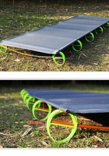 Outdoor Super Ultralight & Portable Folding Cot Camping Tent