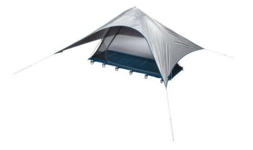 thermarest luxurylite cot tent and sun shield