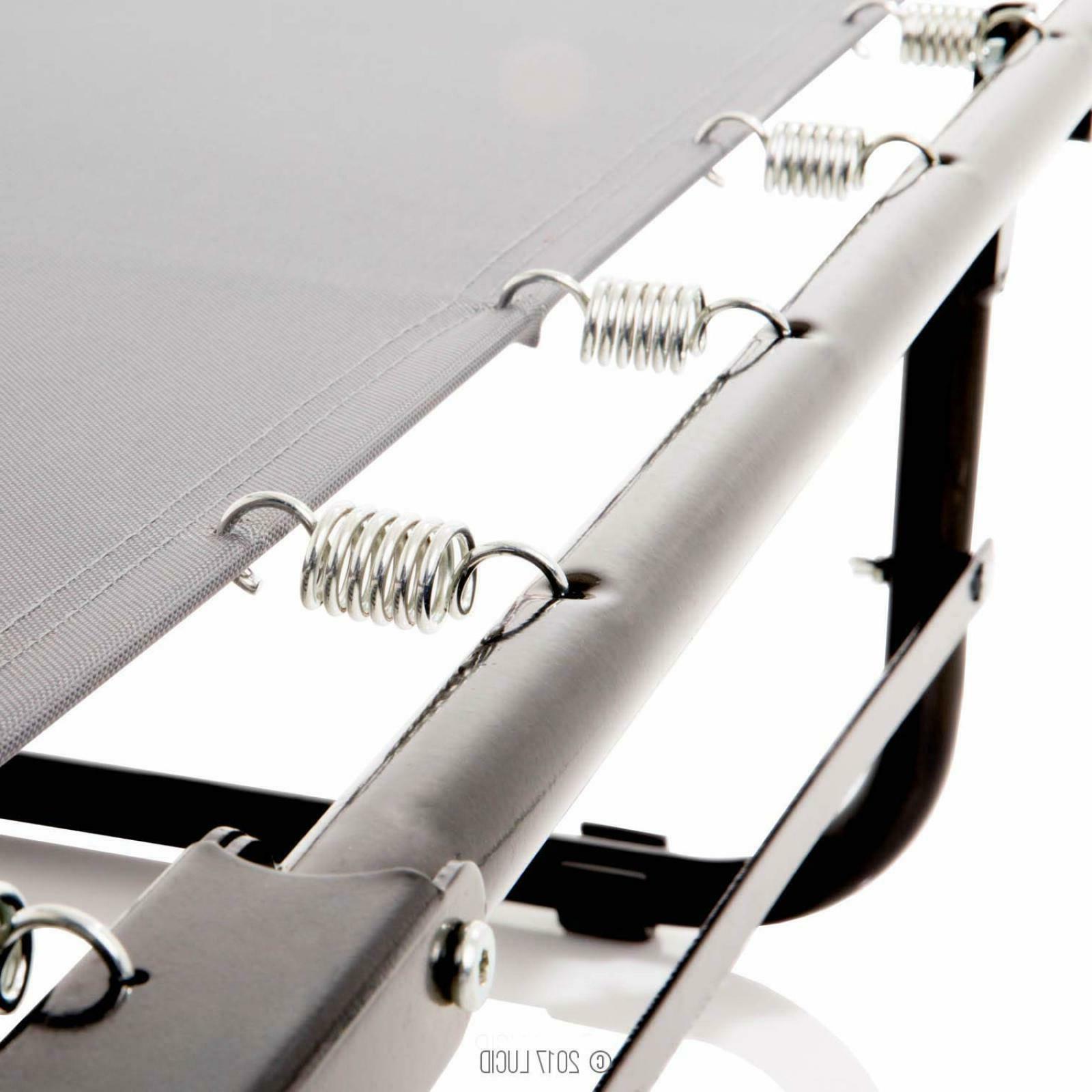 Twin Folding w/ Mattress Steel Frame Home