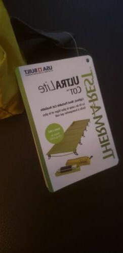 Thermarest Cot