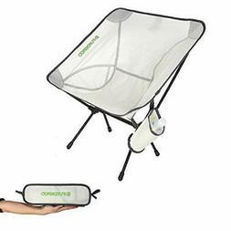 FUNDANGO Lightweight Compact Folding Camping Chairs Outdoor