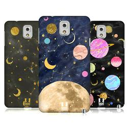 HEAD CASE DESIGNS MARBLE GALAXY BACK CASE FOR SAMSUNG PHONES