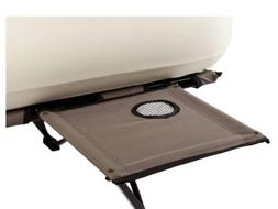 New Coleman Queen Size Camping Air bed Cot with mattress, pu