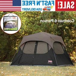 Outdoor Camping Coleman Rainfly Accessory fits 6-Person Inst