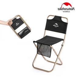 Outdoor Folding Chair Picnic Cot Wear-resistant Portable Lei