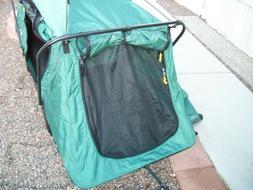 oversized single tent