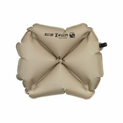 Klymit Pillow X Inflatable Camping & Travel Pillow, RECON Co