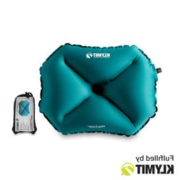 Klymit PILLOW X Large Lightweight Camping Pillow - Factory S