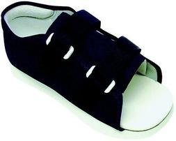 Alpha Medical Post-Op Shoe with Liner and Hook & Loop