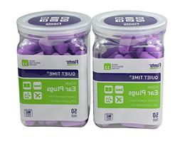 Flents Quiet Time Ear Plugs  NRR 33