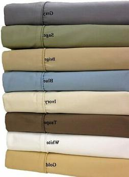 royal hotel 650 thread count bed sheets