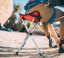 TravelChair Slacker Stool LIGHTWEIGHT COMPACT PORTABLE OUTDO
