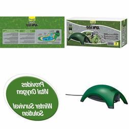 TetraPond Air Pump Kit, Provides Vital Oxygen to Pond Water