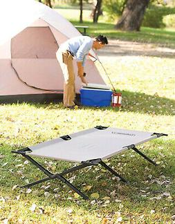 Coleman Trailhead Cot Extra Wide Camping Sleeping Room Heavy