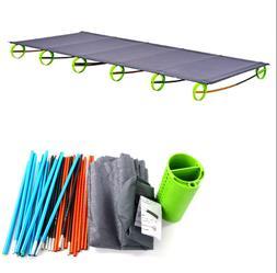 BRS Outdoor Ultralight Folding Bed Portable Aluminium alloy